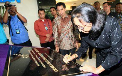 Acara Peresmian Laboratorium Graha SIG – Bogor