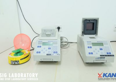 End-Point PCR Eppendorf Mastercycler Personal